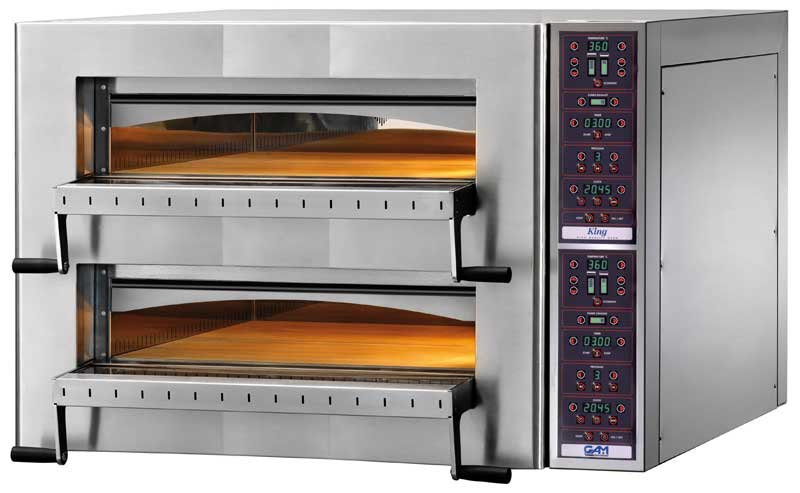 Commercial Pizza Deck Ovens